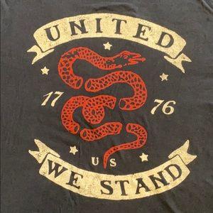 "~Aeropostale~ ""United We Stand"" T-Shirt"